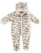 KOMBINÉZA - krémová/béžová, Basics, textil - My Baby Lou