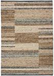 HANDWEBTEPPICH  170/230 cm  Braun, Naturfarben - Braun/Naturfarben, Basics, Textil (170/230cm) - Linea Natura