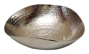 SKÅL - silver, Design, metall (20/5cm) - Ambia Home