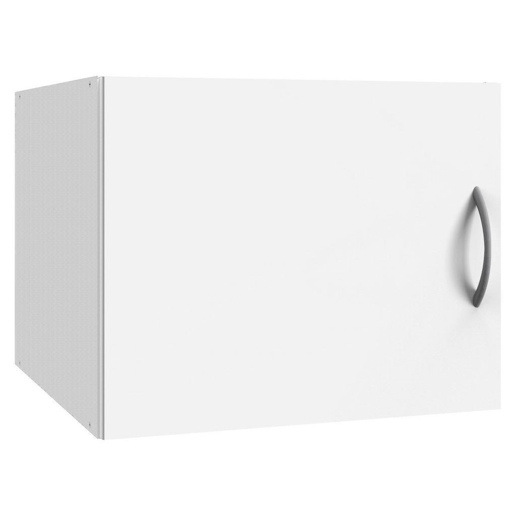 Xora Aufsatzschrank 40/40/40 cm weiß