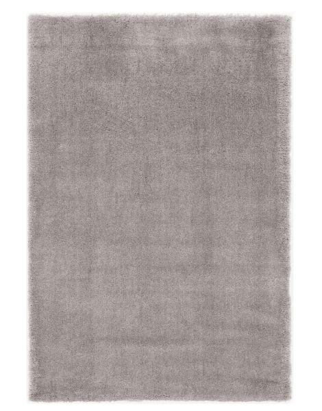 HOCHFLORTEPPICH  140/200 cm  gewebt  Grau - Grau, Basics, Textil (140/200cm) - Novel