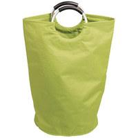PYTEL NA PRÁDLO - zelená, Basics, textilie (36-54/64/36cm) - Sadena