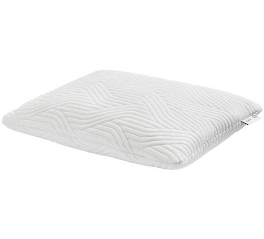 NACKENKISSEN  - Weiß, Basics, Textil (80/40cm) - Tempur