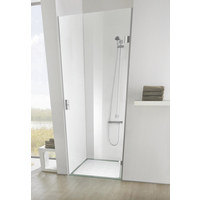 DUSCHEINLAGE Kunststoff - Weiß, Basics, Kunststoff (75/75cm) - Kleine Wolke
