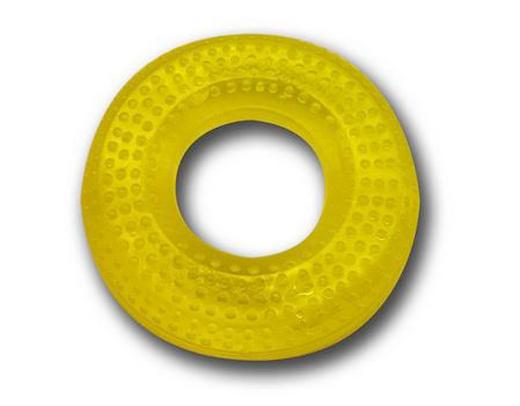 Eisbeiß-Ring - Gelb, Basics, Kunststoff (10cm) - Reer