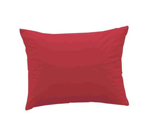 POVLAK NA POLŠTÁŘ, 40/40 cm,  - červená, Basics, textil (40/40cm) - Fussenegger