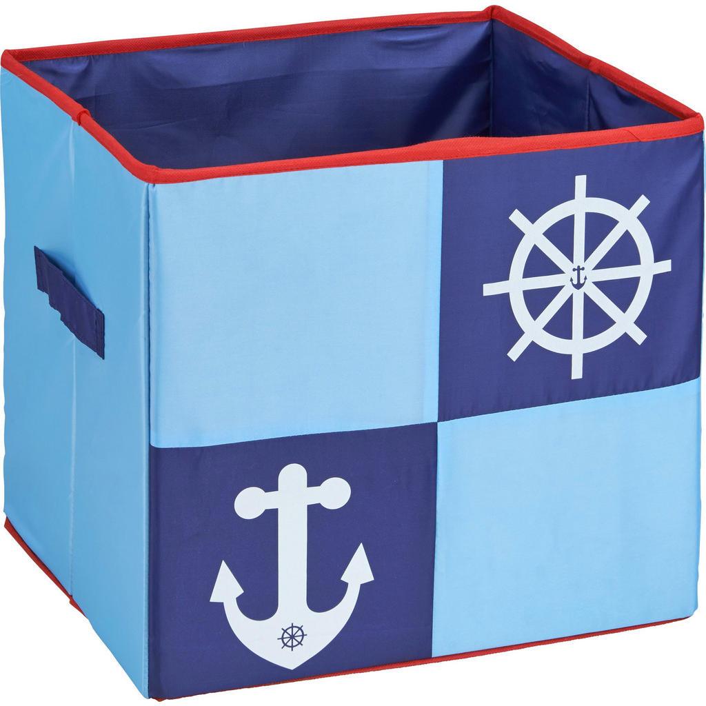 My Baby Lou AUFBEWAHRUNGSBOX, Blau, Blau