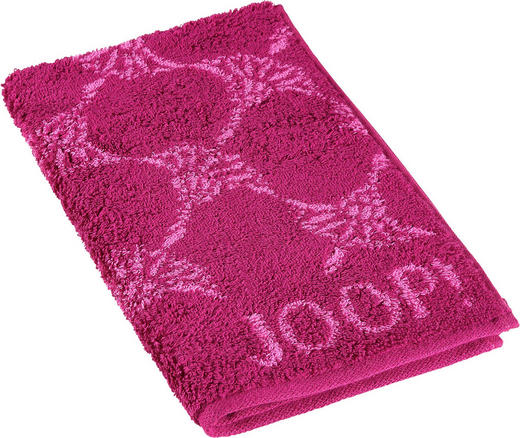 GÄSTETUCH 30/50 cm - Beere, Basics, Textil (30/50cm) - JOOP!