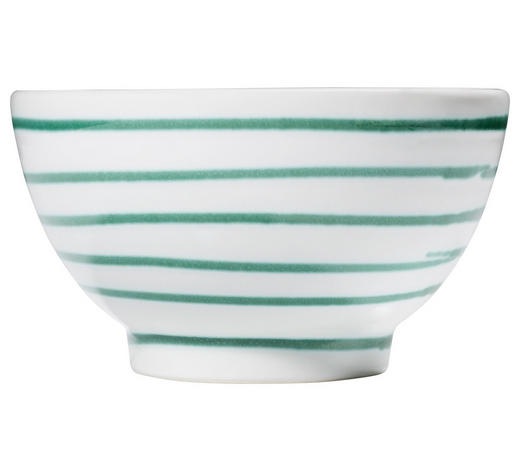 SCHALE 14 cm - Grün, LIFESTYLE, Keramik (14cm) - Gmundner