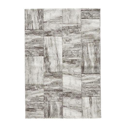 WEBTEPPICH  80/150 cm  Creme, Grau - Creme/Grau, Basics, Textil (80/150cm) - Novel