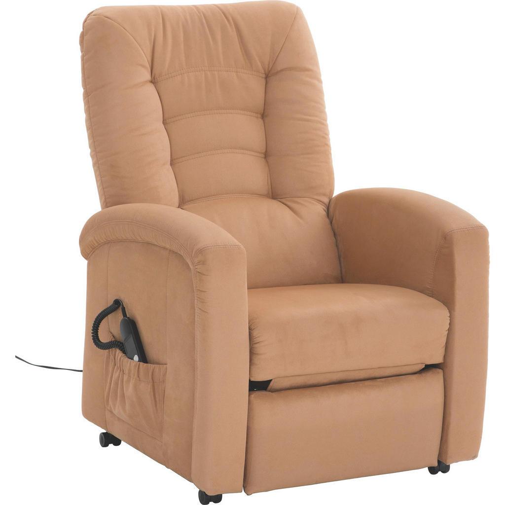 Himolla FERNSEHSESSEL Braun | Wohnzimmer > Sessel > Fernsehsessel | Textil | Himolla