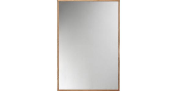 SPIEGEL 60/90/2,2 cm  - Eichefarben, Natur, Glas/Holz (60/90/2,2cm) - Valnatura