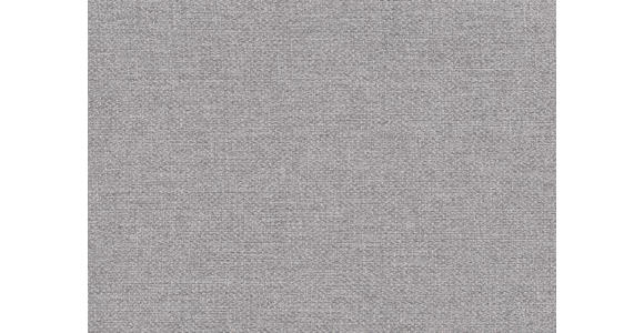 BOXSPRINGBETT Webstoff 140/200 cm  INKL. Topper, motorische Verstellbarkeit  - Eichefarben/Hellgrau, Design, Holz/Textil (140/200cm) - Linea Natura