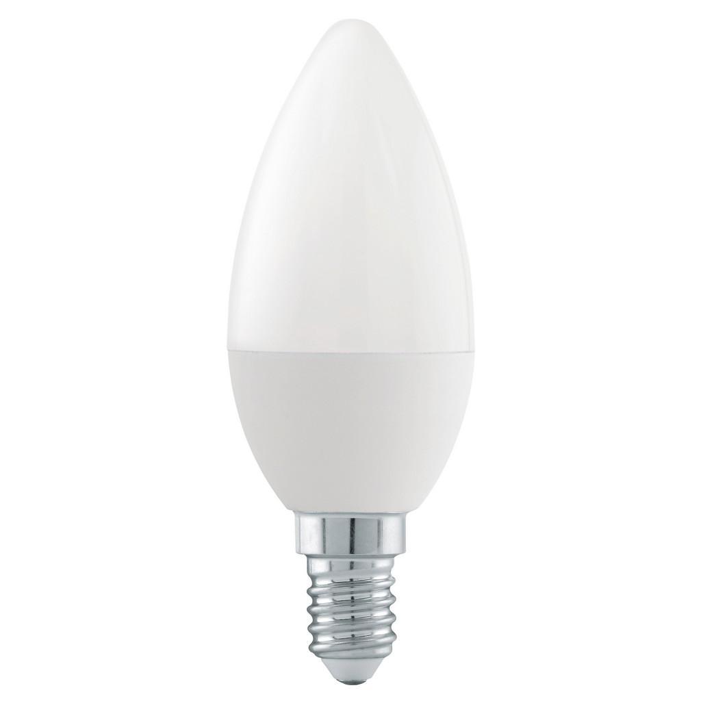 XXXL LED-LEUCHTMITTEL E14 5 W, Weiß