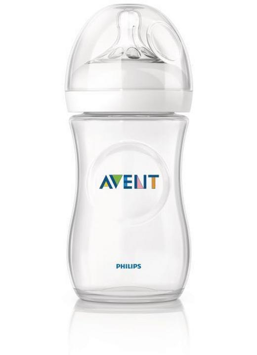 BABYFLASCHE 330 ml - Basics (7.2/7.2/18.9cm) - Avent