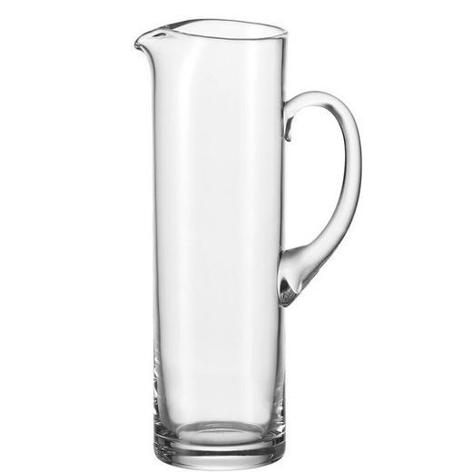 GLASKRUG  1,5 L - Klar, Basics, Glas (1,5l) - LEONARDO
