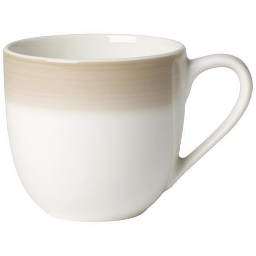 ESPRESSOTASSE 100 ml - Beige/Creme, KONVENTIONELL, Keramik (0,10l) - Villeroy & Boch