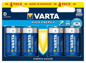 BATTERI - Basics (15,3/17.5/19.1cm) - Varta