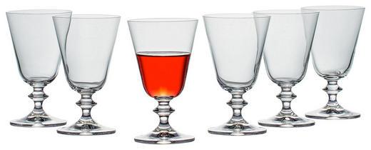 GLÄSERSET 6-teilig - Basics, Glas (0,26l) - Bohemia