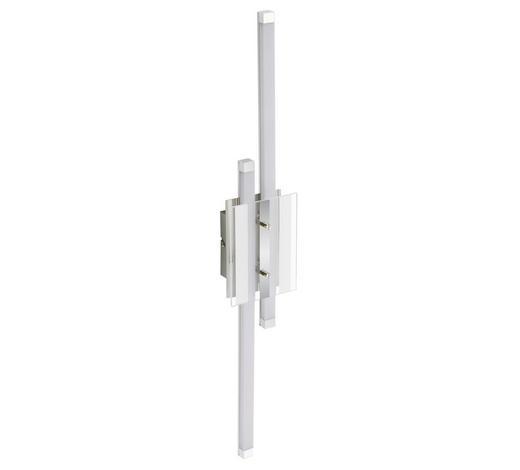 STROPNA LED SVETILKA 3299-028 - krom, Moderno, kovina/umetna masa (72/12/6,5cm)