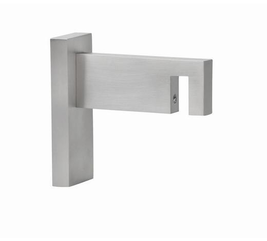 NOSNÍK,  - barvy stříbra/barvy hliníku, Basics, kov (9,7/9cm) - Homeware