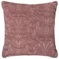 POLŠTÁŘ OZDOBNÝ - růžová, Konvenční, textil (43/43cm) - Ambia Home