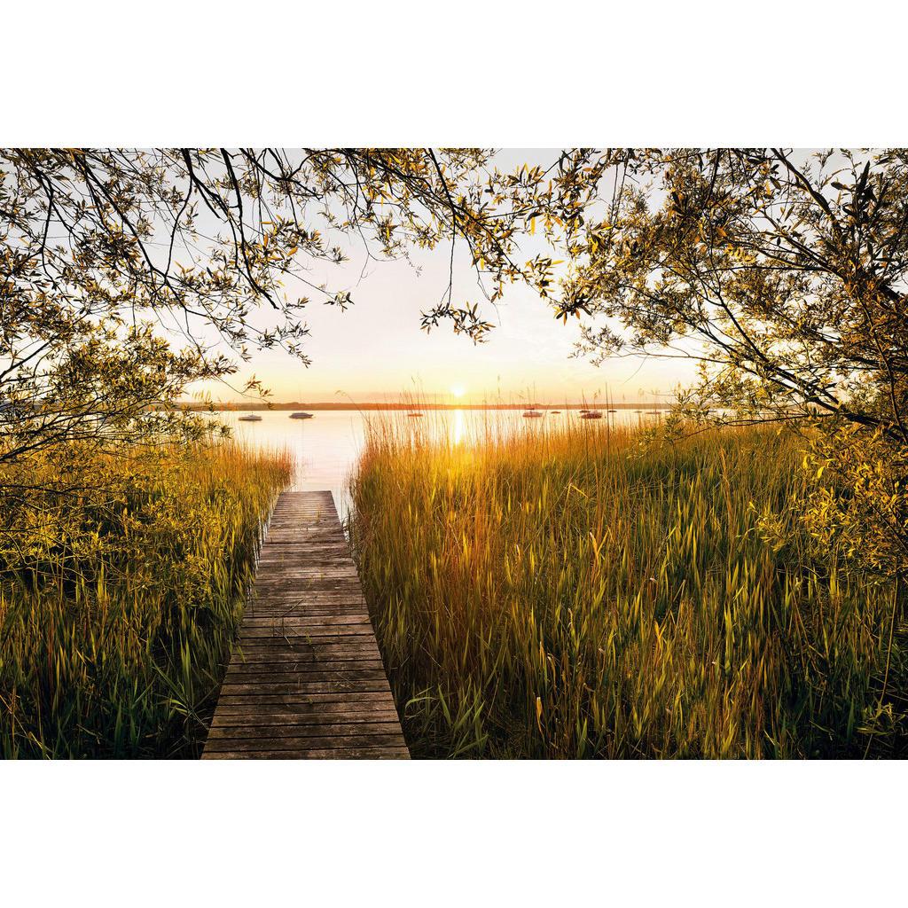 Komar Vlies Fototapete Lakeside
