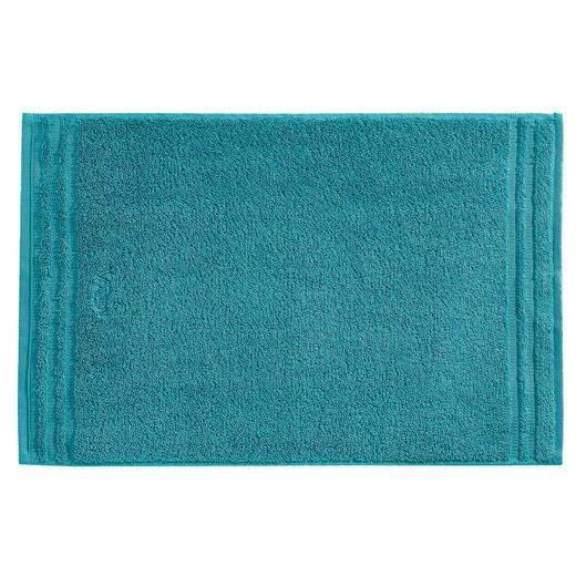 GÄSTETUCH Türkis 30/50 cm - Türkis, Basics, Textil (30/50cm) - VOSSEN