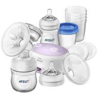 STILLSET - Transparent, Basics, Kunststoff (30,7/24,3/17,9cm) - Avent