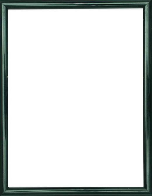 RÁM NA OBRAZY - černá, Basics, umělá hmota/sklo (19/14/1.75cm)
