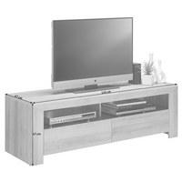 NIZKA OMARICA hrast - hrast, Design, leseni material (145/47/47cm) - BOXXX