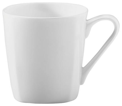 KAFFEEBECHER - Weiß, Basics (8,5/9cm) - NOVEL
