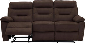 SOFFGRUPP - brun/svart, Klassisk, metall/trä