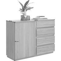 KOMODA - barvy buku, Konvenční, dřevo/dřevěný materiál (120/89,2/41cm) - Linea Natura
