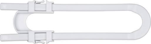 SCHRANKSICHERUNG 1 Stück  - Weiß, Basics, Kunststoff (28.2/9.8cm) - My Baby Lou