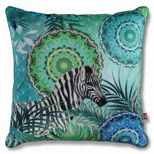 ZIERKISSEN 48/48 cm - Multicolor, Trend, Textil (48/48cm)