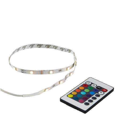 LED-DEKOLEUCHTE - Messingfarben, Design, Kunststoff (11,5/12,5/10cm) - Carryhome