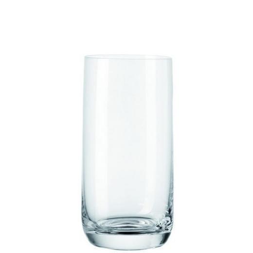SKLENIČKA - čiré, Konvenční, sklo (6.2 13.2 6.2cm) - Leonardo