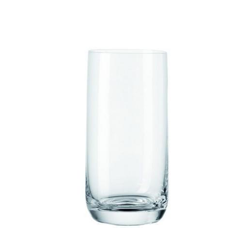 SKLENIČKA - čiré, Konvenční, sklo (6.2/13.2/6.2cm) - Leonardo