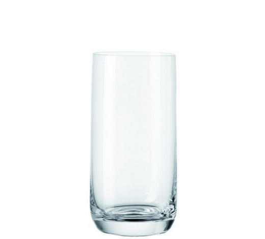 TRINKGLAS 310 ml  - Klar, KONVENTIONELL, Glas (6.2/13.2/6.2cm) - Leonardo