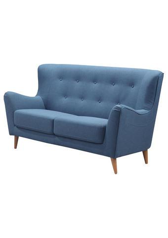 ZOFA,  svetlo modra tekstil  - svetlo modra, Design, tekstil (158/93/89cm) - Ti`me