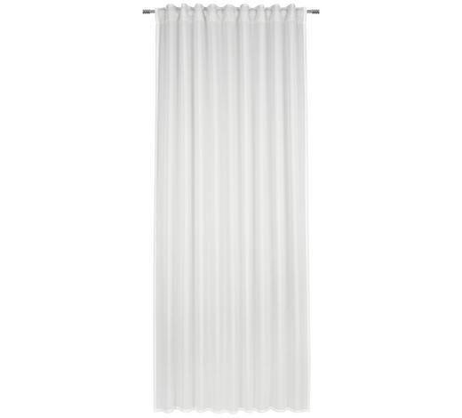 GOTOVA ZAVJESA - bijela, Basics, tekstil (140/245cm) - Esposa