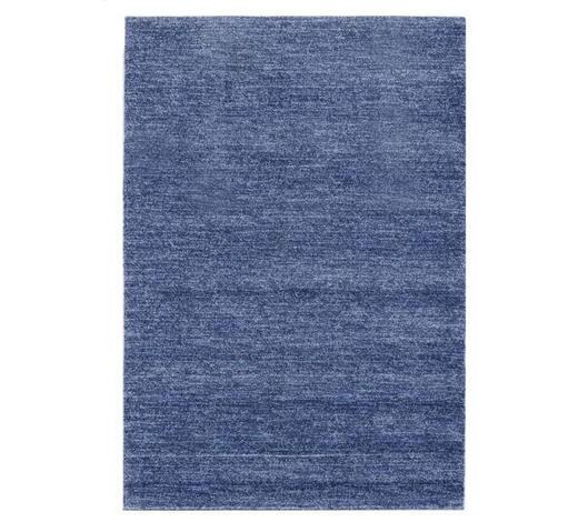 WEBTEPPICH  200/290 cm  Blau - Blau, Basics, Textil (200/290cm) - Novel