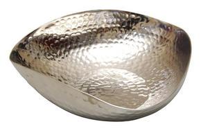 SKÅL - silver, Design, metall (25/6,5cm) - Ambia Home