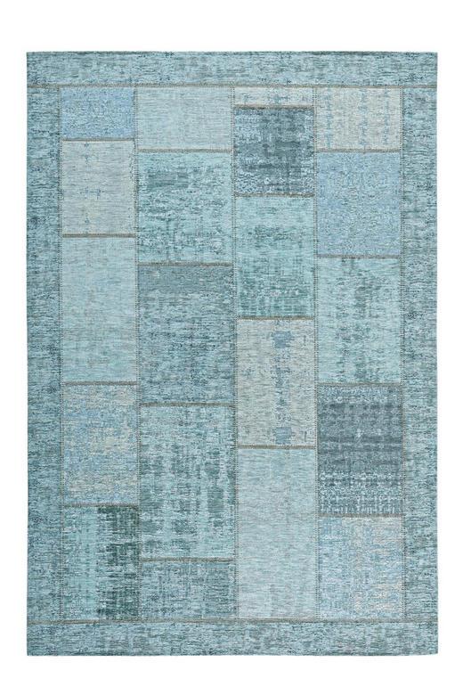 FLACHWEBETEPPICH  155/230 cm  Türkis - Türkis, Basics, Textil (155/230cm) - Novel
