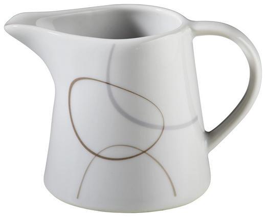 MILCHKÄNNCHEN - Braun/Weiß, Basics, Keramik (8/8/8cm) - Ritzenhoff Breker