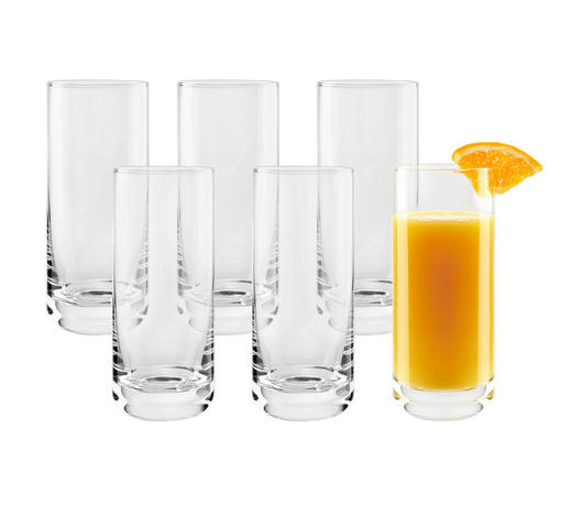 GLÄSERSET 6-teilig  - KONVENTIONELL, Glas (0,37l) - Schott Zwiesel