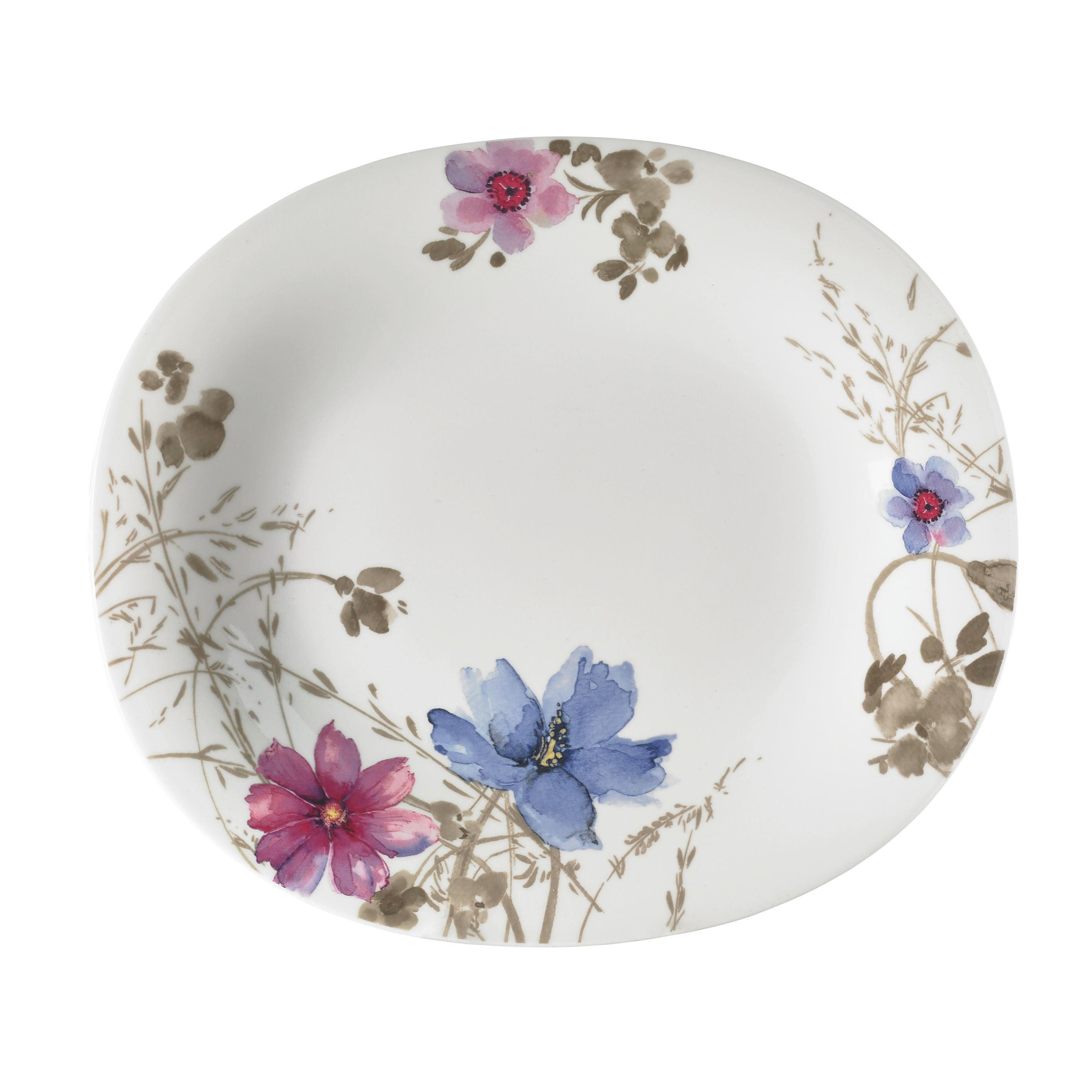 SPEISETELLER Porzellan - Multicolor, Basics (25/29cm) - VILLEROY & BOCH
