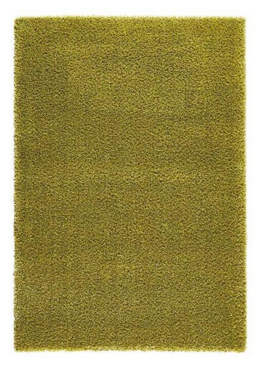 HOCHFLORTEPPICH  60/115 cm  gewebt  Grün - Grün, Basics, Textil (60/115cm) - BOXXX