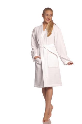 ŽUPAN - bílá, Basics, textil (XXL) - Vossen